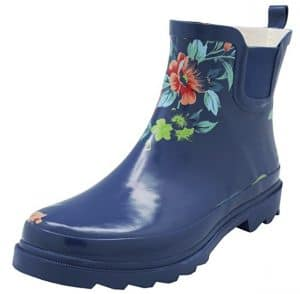 NORTY Rain and Garden Ankle Boots