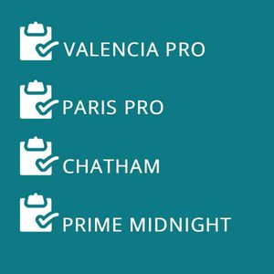 Chatham Vs Paris Pro Vs Valencia Pro Vs Prime Midnight, GreenPan cookware reviews