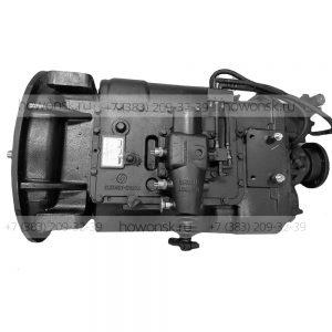 12JS180TA - 12-ти ступенчатая синхронизированная КПП Fast Gear Fuller