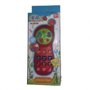 Celular Baaby Playting No.b6100 434996