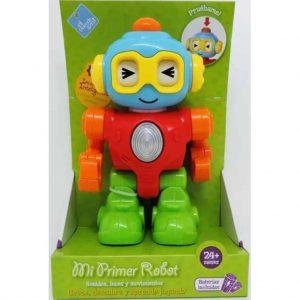 Mi Primer Robot A Pila