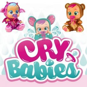 Cry Babies Bebes Llorones