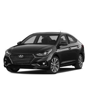 location Hyundai accent casablanca
