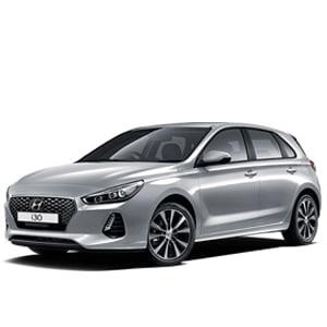 location Hyundai i30 a casablanca