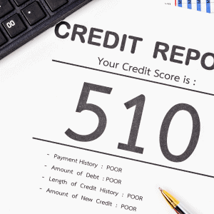 bankruptcy and credit score