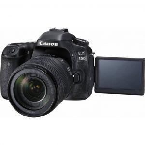 Canon 80D (18-135 USM)