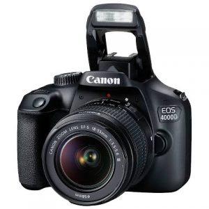 Canon EOS 4000D (18 – 55MM)