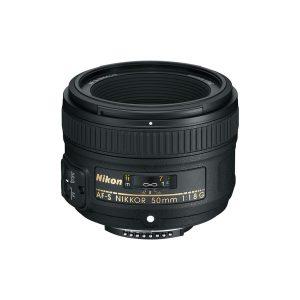 Nikon Lens 50mm 1.8G