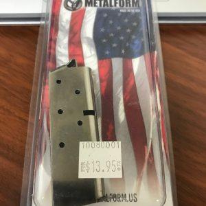metalform-colt-mustang-380-6-round-mag