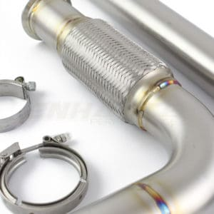 EP Astra VXR  Large Bore Downpipe – 3″/76MM