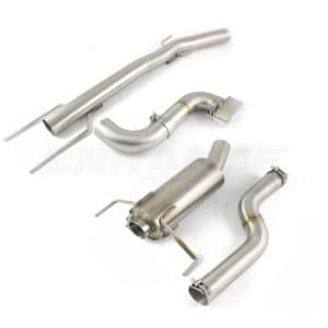 EP Astra H VXR 3″ Cat-back Exhaust System