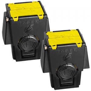 Taser 2 Pack Live Replacement Cartridges For X26P And M26C.