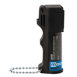 Mace® Pocket Model Triple Action Left Side With Key Ring Chain