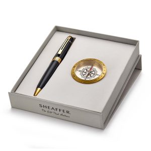 Sheaffer 9325 Ballpoint Pen With Compass Rs. 2400