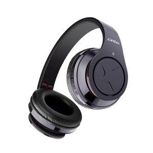 Artis BH300M Bluetooth Headphone with Mic FM Radio Micro SD Card Input