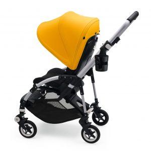 Bugaboo mugghållare+ är skräddarsydd för Bugaboos barnvagnar