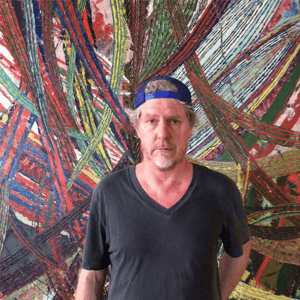 Mark Grotjahn Modern artists