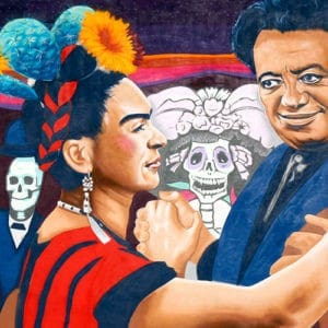 Frida Kahlo Titelbild