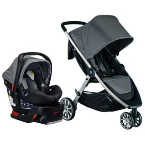 Britax B-Lively Travel System