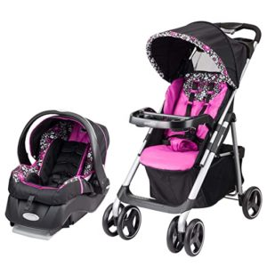Evenflo Daphne Vive Travel System