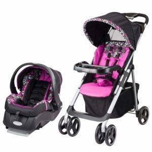Evenflo Vive Travel System Infant Car Seat