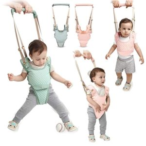 Handheld Baby Walker Harness Keeper