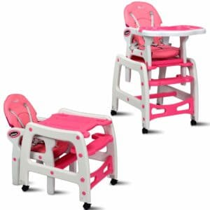INFANS 3-in-1 Baby High Chair
