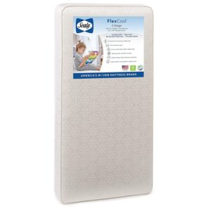 Sealy Baby Flex Cool Crib Mattress