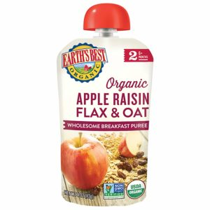 Earth's Best Organic Puree Pouch