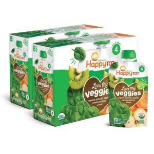 Happy Tot Organic Love My Veggies