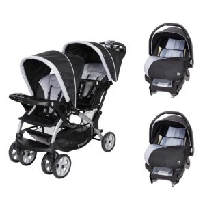 Baby Trend Easy Fold Double Stroller