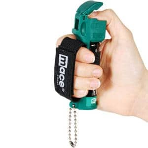 Mace Canine Repellent In Hand