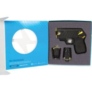 boxed black taser pulse with laser