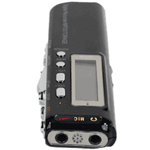 digital handheld recording device