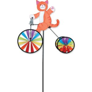 19 in. Tricycle Spinner - Cat