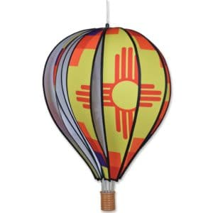 22 in. Hot Air Balloon - New Mexico