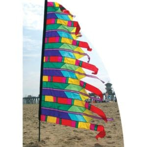 Powwow Banner - Red