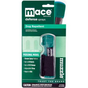 Mace® Canine Repellent Viewed in Packaging