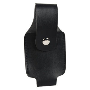 2 oz or 4 oz Pepper Spray Holster Belt Clip Front View