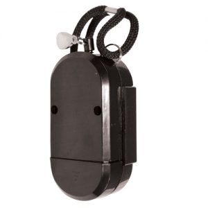 Back View Mini Personal Travel Alarm with Motion Detector