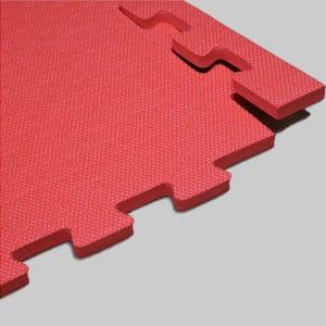 Мягкий пол. Красный.