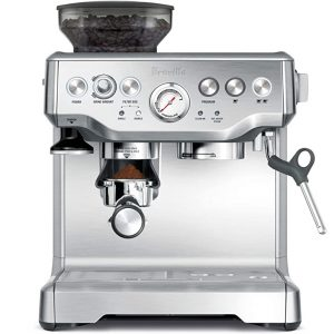 Breville BES870XL Best Coffee Makers With Grinder