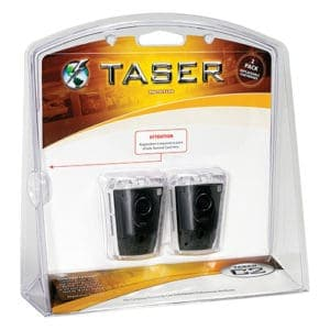 2 pack of replacement cartridges for TASER Pulse+