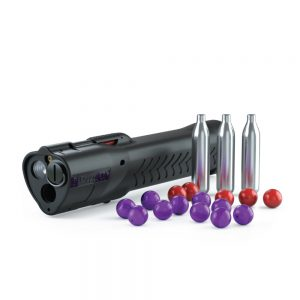 Pepper Ball Lifelite with cartridges