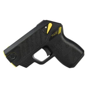 Taser® Pulse Plus With Laser, LED, 2 Live Cartridges Right Side View