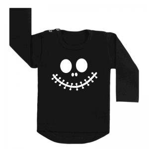 shirt zwart Scary