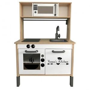 keukensticker kitchen set