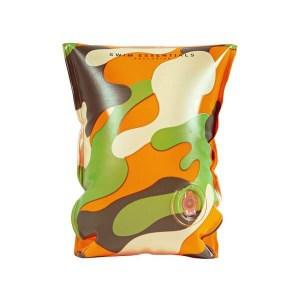 Zwembandjes camouflage 2-6 jaar