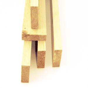 Монтажная рейка строганная (<b>хвоя</b>) 2с, длина 1,7-3,0 м, размеры 20х40 мм