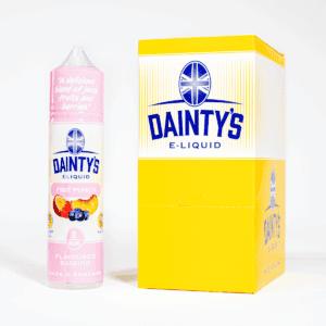 EcoVape Dainty's range Fruit Punch 50ml Shortfill